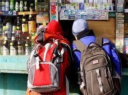 Закарпатка щоб добре заробляти продавала алкоголь неповнолітнім