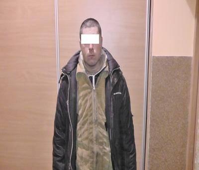 Закарпатські прикордонники затримали українця за спробу незаконного перетину кордону