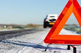 Снігопад  в Ужгороді спровокував ДТП