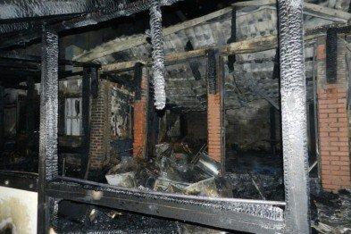 В Ужгороді - пожежа у приміщенні кафе