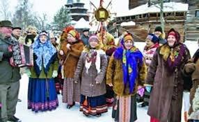 Як переселенці з Донбасу колядують (ВІДЕО)