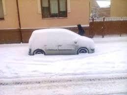 В Іршавському та Хустському районах дороги і надалі залишаються без уваги снігоприбиральної техніки (Відео)