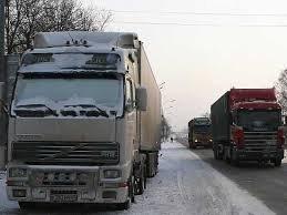На трасі «Мукачево – Рогатин» тимчасово припинили рух вантажного транспорту