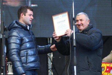 У Мукачеві дегустували сонячні напої і визначали кращих виноробів (ФОТО)