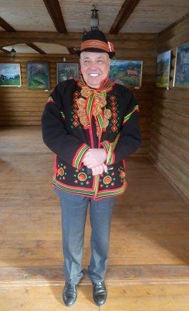 Губернатор Закарпаття Геннадій Москаль у столиці Гуцульської Республіки Ясіня (ФОТО)