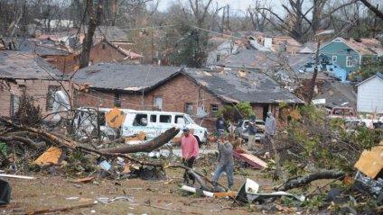 У США пройшов смертельний торнадо