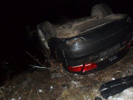 Жахлива ДТП на Закарпатті - автомобіль з'їхав у річку