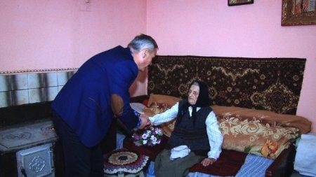 Жителька Закарпаття Марія Купина відзначила 104 роки