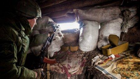 Бойове зіткнення на Донбасі: сили АТО нещадно відбили напад терористів