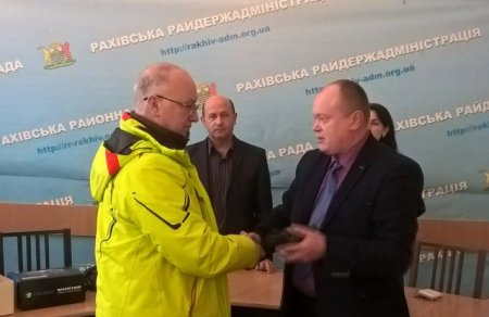Рятувальники отримали нове спорядження (ФОТО)