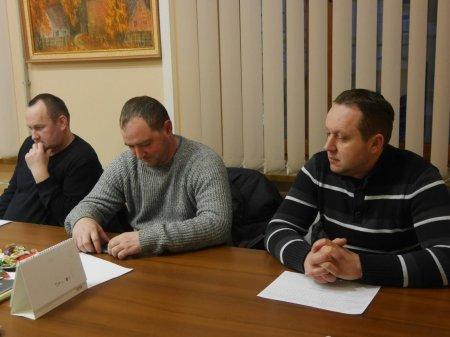 В.о. міського голови Ужгорода провів нараду з перевізниками (ФОТО)