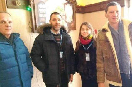 В Ужгороді ОБСЕ зустрілося з русинським активістом
