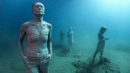 Як виглядає перший у Європі підводний музей