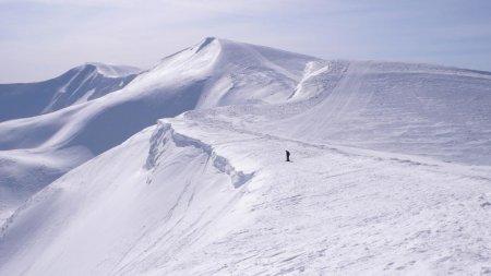 Шість лавин за останні дні зійшли на Закарпатті