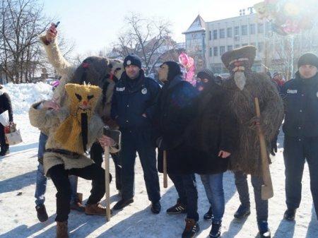 В райцентрі провели фестиваль вертепів і колядницьких колективів «Іршавський бетлегем – 2017» (ФОТО)