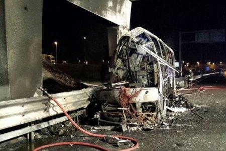 Угорський автобус із дітьми потрапив у ДТП в Італії. Дуже багато загиблих (ФОТО)