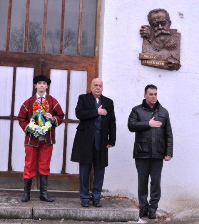 На Закарпатті урочисто відзначили День Соборності України (фото)