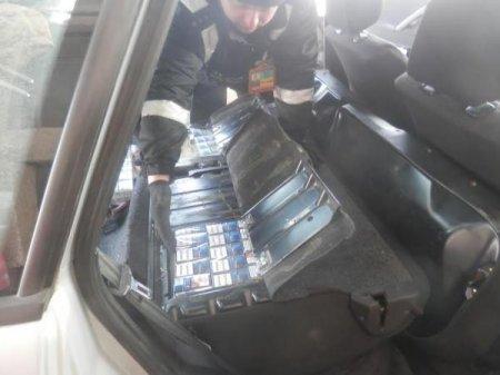 Упродовж доби прикордонники Мукачівського загону двічі знаходили цигаркову контрабанду