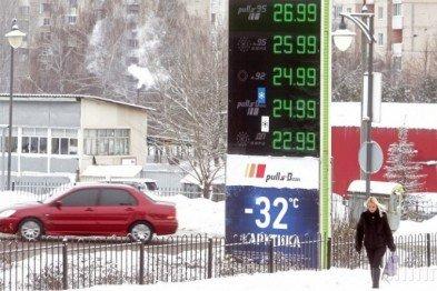 Оператори АЗС підвищили ціни на бензин і дизпаливо