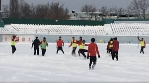 Кубок Закарпаття із регбі на снігу пройшов в Ужгороді (ВІДЕО)