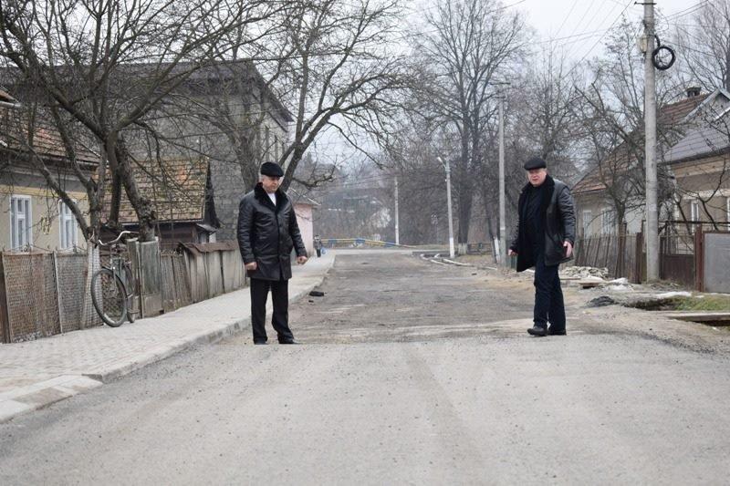На Рахівщині відремонтують дорогу