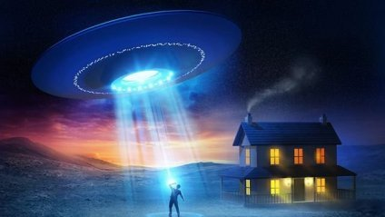 Американець зняв на відео НЛО поряд зі своїм домом