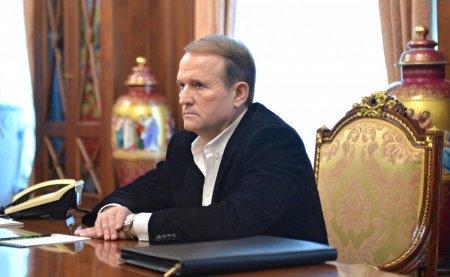ЗМІ: Медведчук погодив з Москвою секретний план звільнення 50 українців