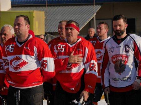 Нагородження переможців Міжнародного хокейного турніру в Ужгороді (ФОТО)