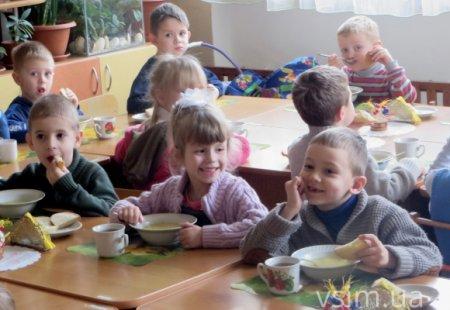 На Мукачівщині харчування дошкільнят за новими стандартами (ВІДЕО)