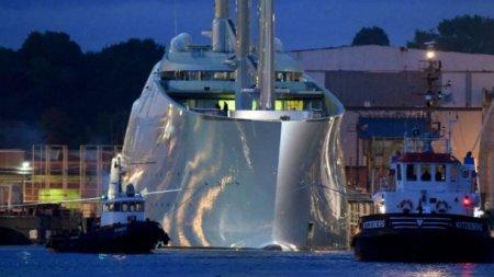 Розкішну яхту російського олігарха арештували за борги
