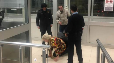 Мігрантка з Грузії намагалася в валізі проникнути в Туреччину