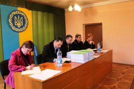 Скандальна сесія Підвиноградівської сільської ради (відео)