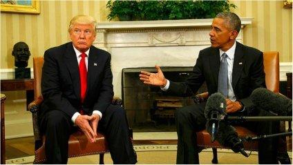 Поганий хлопець. Трамп звинуватив Обаму в шпигунстві