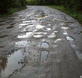 Москаль: «Замість грошей на розбиті закарпатські дороги уряд прислав автодору догану. Тепер будемо латати цією доганою ями»
