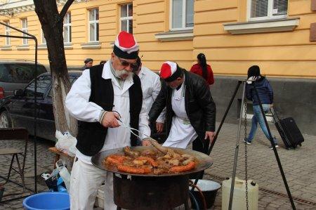 Берегово запрошує на фестиваль вина!  (ВІДЕО)