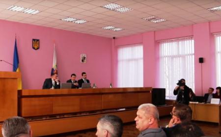 Конфлікт Виноградівської РДА та районних депутатів заблокував виділені облрадою кошти(відео)