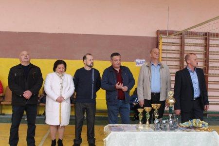 Волейбольний турнір пройшов у Дубовому (фото)