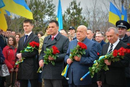 Закарпатці вшанували пам'ять Карпатських січовиків (ФОТО)