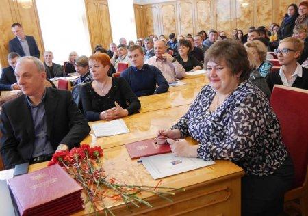 У міській раді привітали працівників житлово-комунальної сфери (ФОТО)