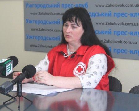 Стартує Всеукраїнський місячник Червоного Хреста (ВІДЕО)
