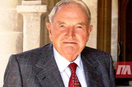 У США помер мільярдер Девід Рокфеллер у віці 101 рік