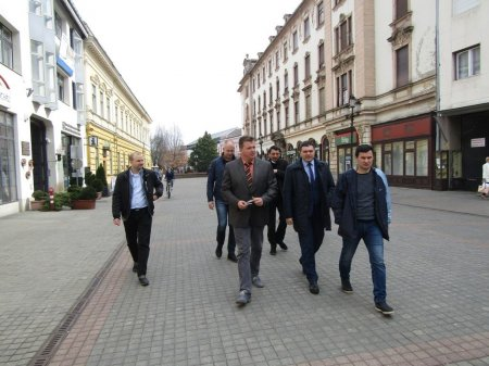 Що робив заступник мера Ужгорода у Ніредьгазі