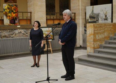 Виставкою творів львівських художників стартував масштабний мистецький проект в Ужгороді