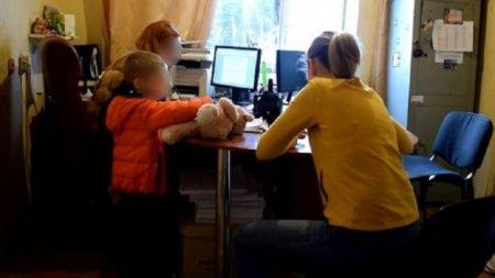 У Києві мачуха побила 4-річну доньку до втрати свідомості
