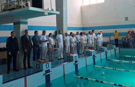 В Ужгороді пройшов відкритий чемпіонат міста з плавання (ФОТО)