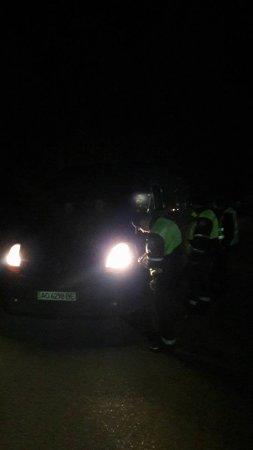 В Ужгороді вночі відловлюють  нелегальних перевізників на автобусах та таксистів без ліцензій