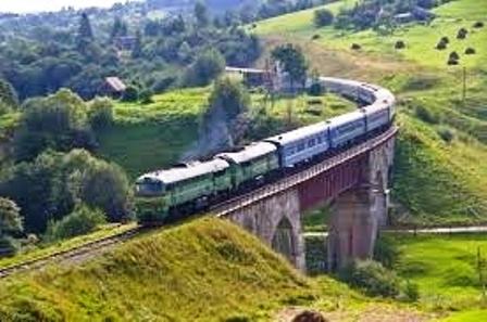 Як буде курсувати новий поїзд Київ – Солотвино