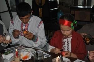 Ужгородський майстер-клас з Писанкарства набирає обертів (ВІДЕО)