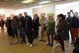 Крайові художники привітали шанувальників мистецтва тематичною виставкою