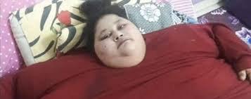 Найважча жінка світу скинула в індійській клініці 242 кг